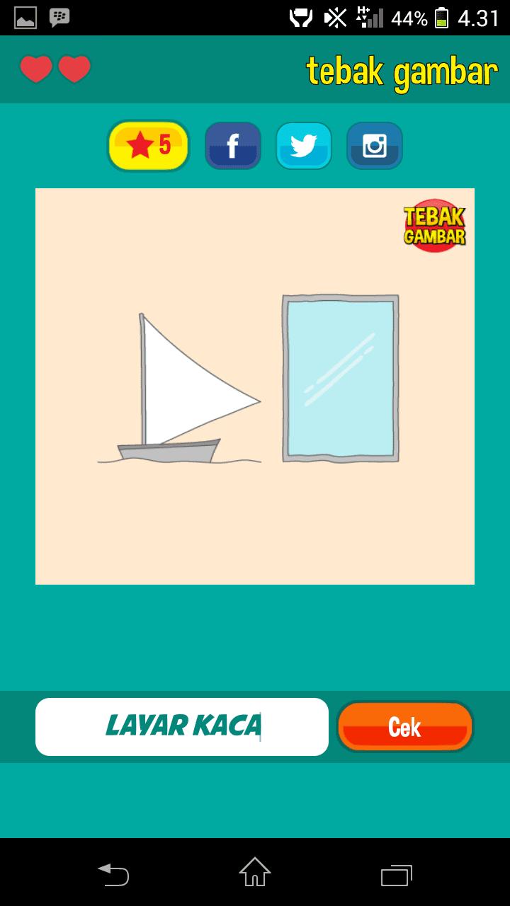 Kunci Jawaban Tebak Gambar Level 12 No 20 Beserta Gambarnya
