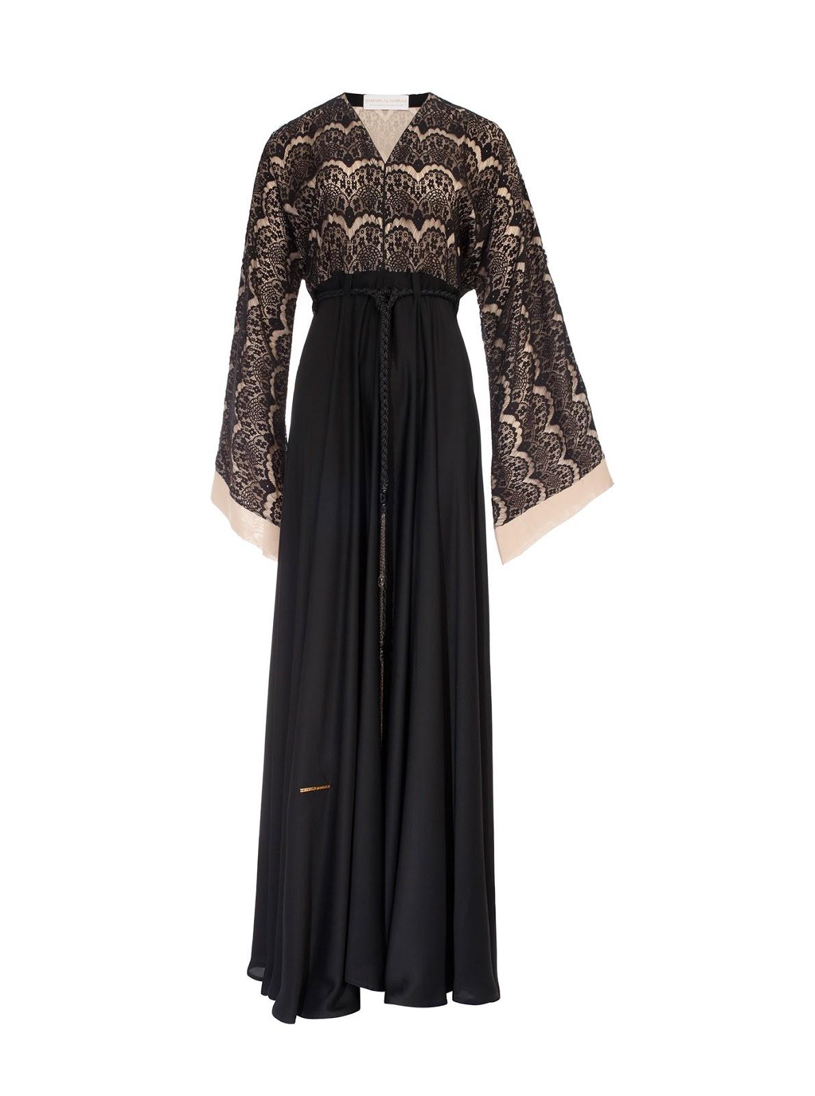 Beautiful Muslimah: Khaleeji Abaya Trends 2013: hot