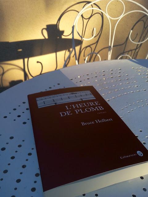 L'heure de plomb de Bruce Holbert - éditions Gallmeister 2016