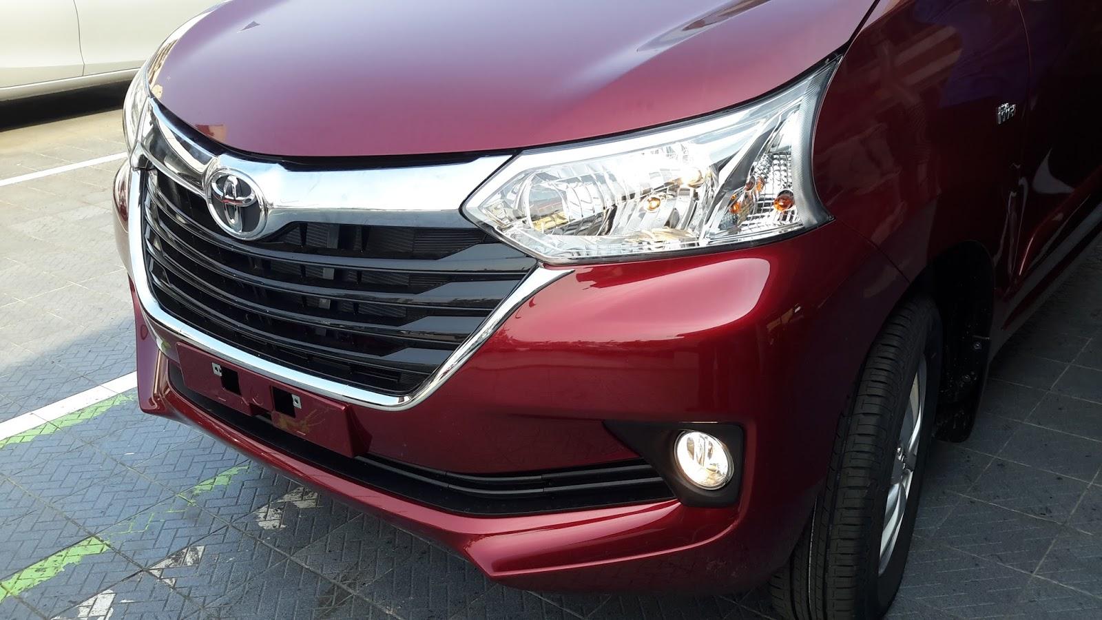 Foto Modifikasi Lampu Depan Mobil Avanza
