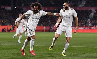 La Liga 2019 : Real Madrid vs Alaves live video Streaming Today 3rd Feb 2019