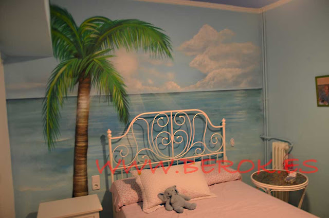graffitis para dormitorio