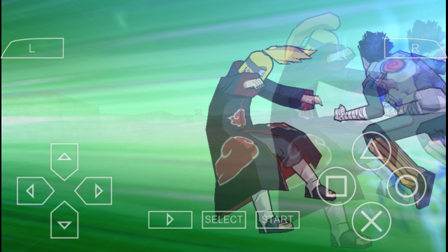 download naruto shippuden 3 ppsspp
