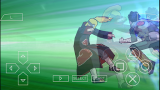 Naruto Shippuden: Ultimate Ninja Heroes ISO/CSO - Free Download PSP Game