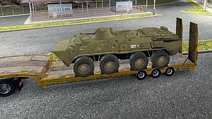 BTR 80 trailer (1.4.12)