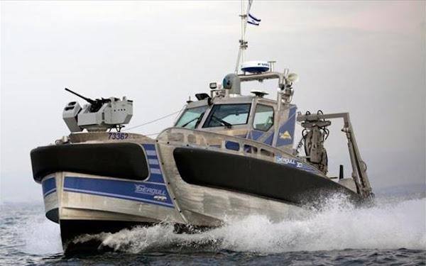 Seagull: Ρομποτικό πολεμικό πλοίο από ισραηλινή εταιρεία