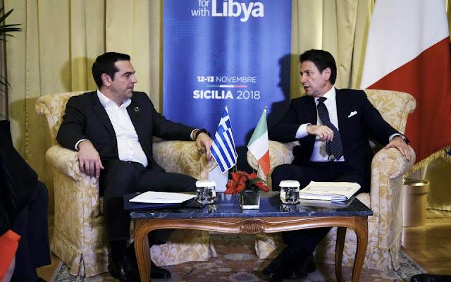 Ο Τσίπρας προσπάθησε να εκφοβίσει την Ρώμη με «έξοδο από το ευρώ» - Συγκλονιστική απάντηση από τον Ιταλό ηγέτη Τ.Κόντι
