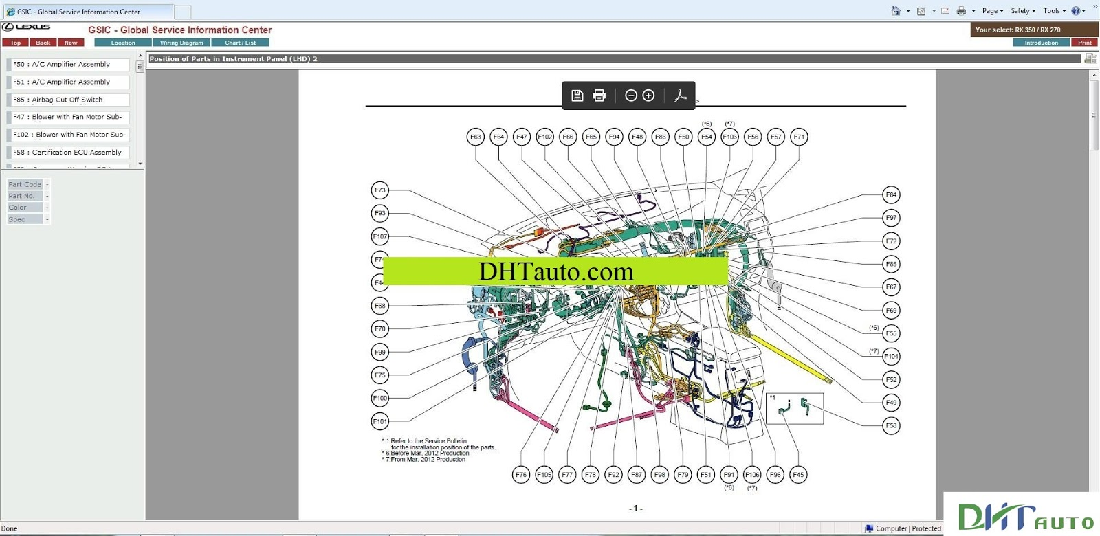 hight resolution of wiring diagram for 2007 lexus rx 350 get free image about wiring lexus rx 450h wiring