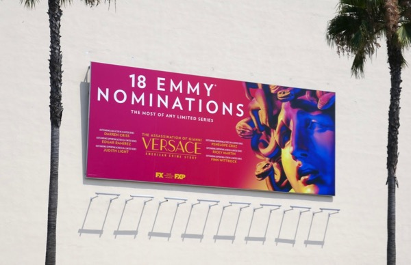Assassination Versace 18 Emmy noms billboard