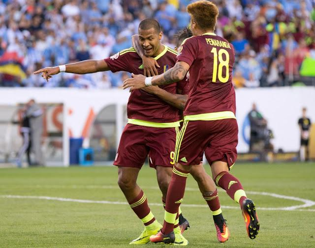 Matchday 2 Grup C Copa America : Adios La Celeste!