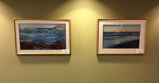 Artwork on Display in Longmont