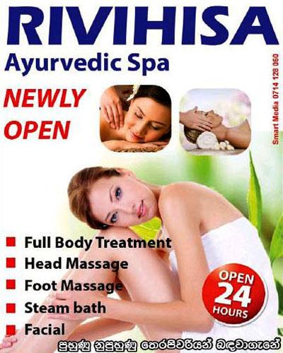 Rivihisa Ayurvedic Spa