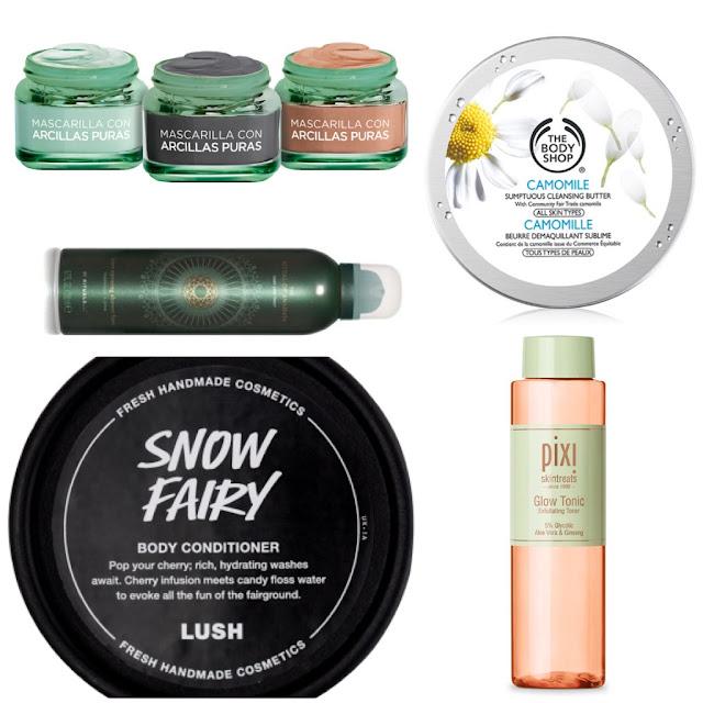 Ideas para regalar cosmética en Navidad - Gama media