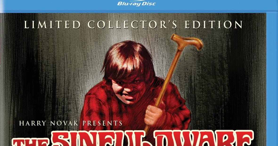 reviews sinful dwarf limited collectors edition bluray