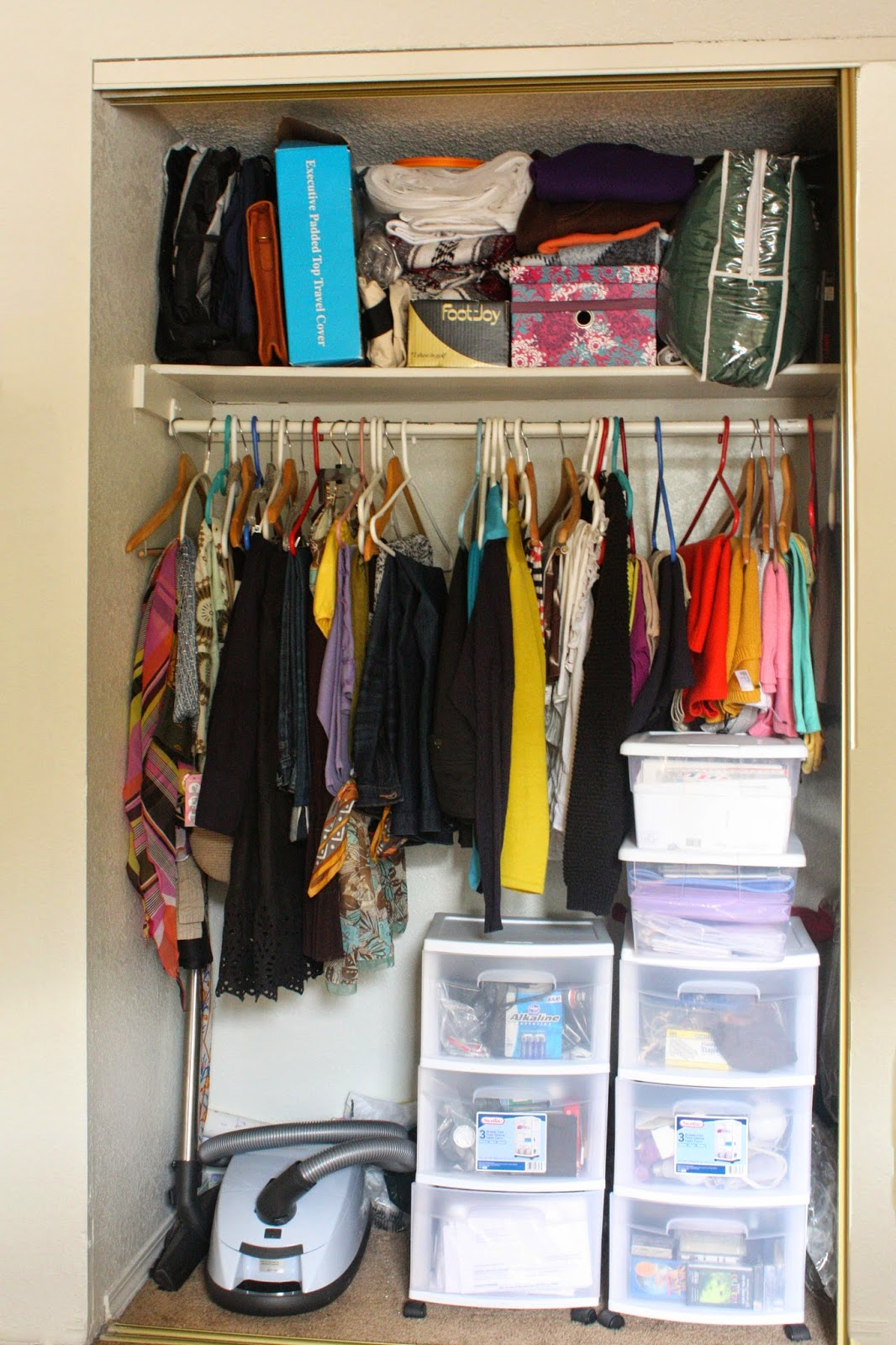 Best Ways To Organize And Clean Out Your Small Closet