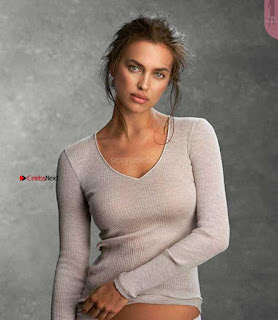Irina Shayk in Swimsuit Body Hugging Spandex Material Sexy Figure WOW Cute Babe