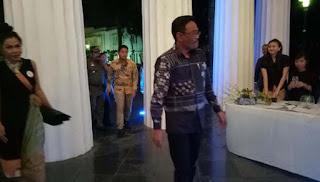 Djarot Bersama Ahok Pikirkan Jakarta Hingga 20 Tahun ke Depan