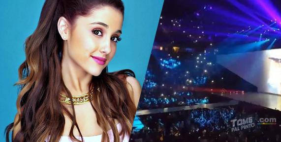 Resultado de imagen para Ariana Grande suspendió el resto de su gira mundial por el ataque terrorista