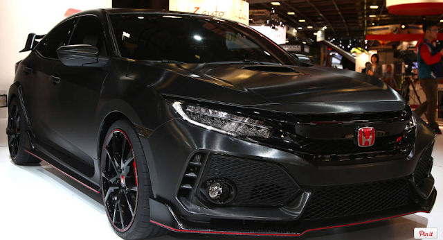 2018 Honda Civic Type R Specs Release Date in US