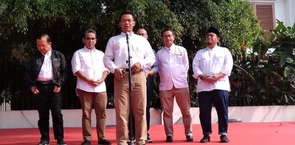 Prabowo-Sandi Unggul 12,6 Persen dari Jokowi-Maruf