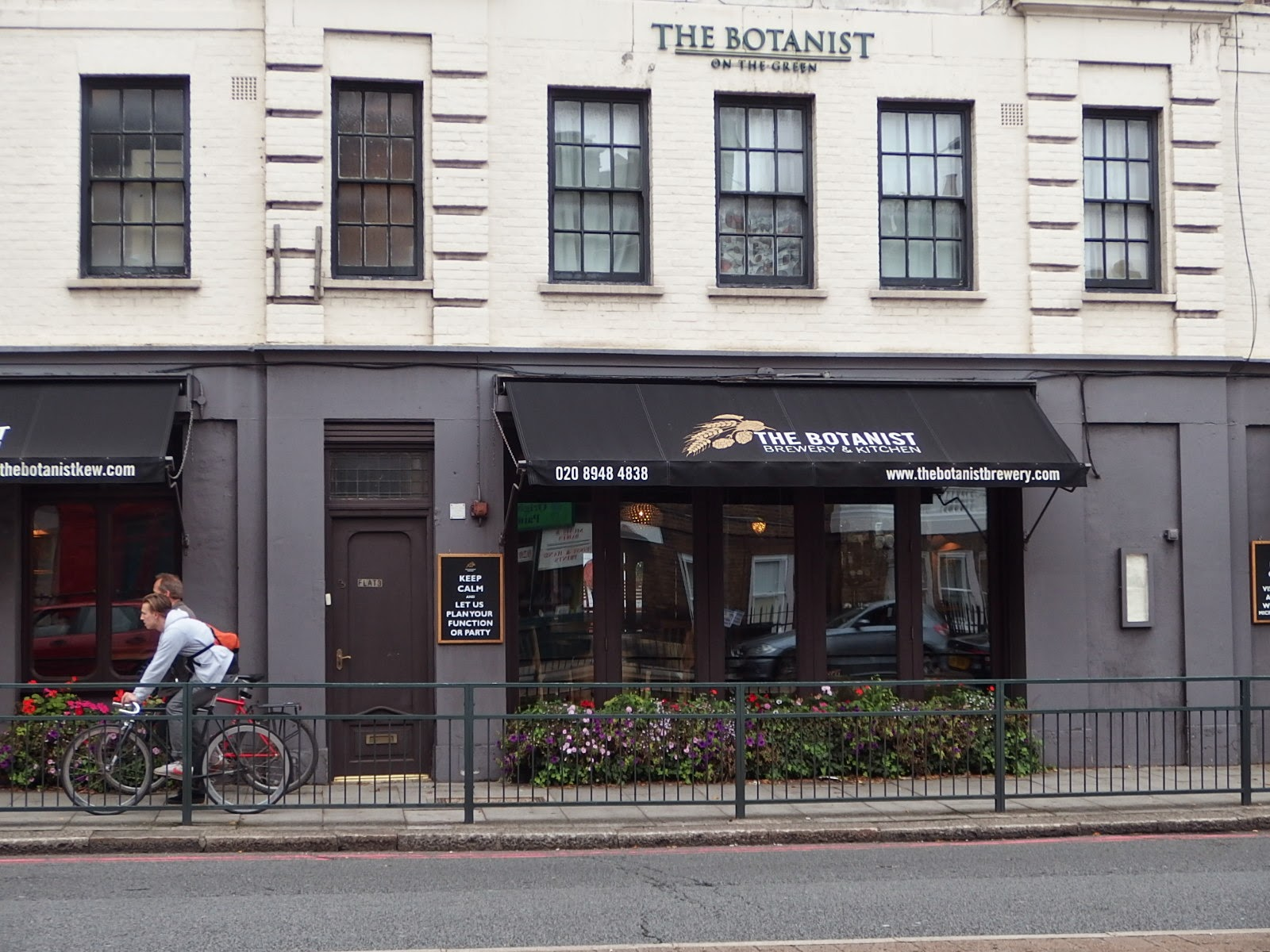 Photo of The Botanist pub on Kew Green, London