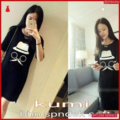 SPC259K37 Kumi Dress Spndek Bhn Dress Wanita | BMGShop