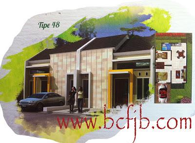 Type Rumah 48 Terbaik dan termurah Di Kota batam