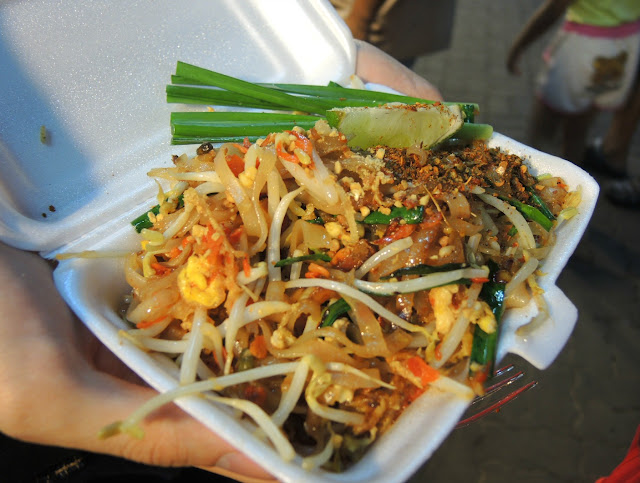 Image result for pad thai noodles hat yai
