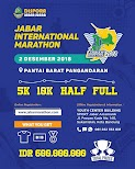 Jabar International Marathon • 2018