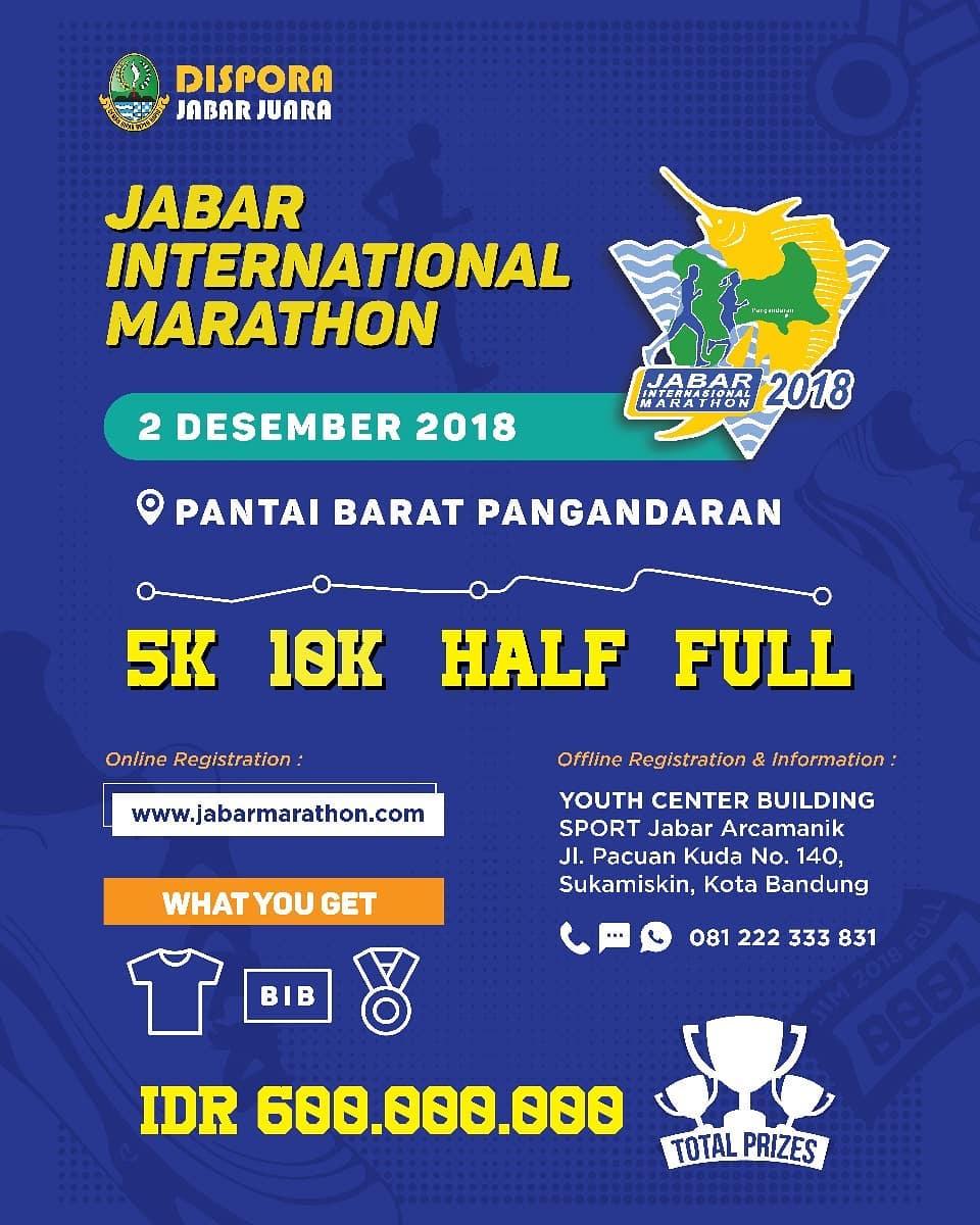 Jabar International Marathon • 2018