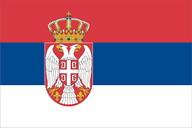 bendera Serbia
