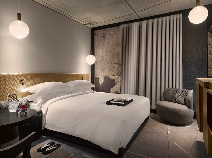 Nobu Hotel Shoreditch Deluxe Room