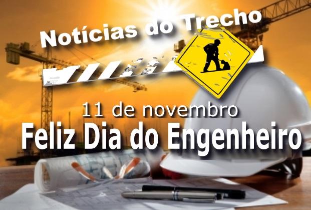 Resultado de imagem para dia do engenheiro NOTICIAS TRECHO