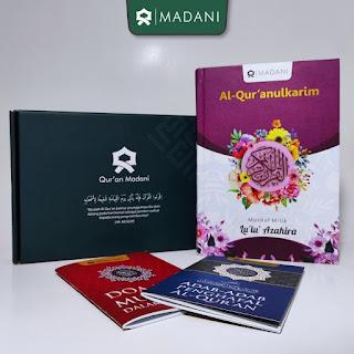 Al Quran Costum Cover