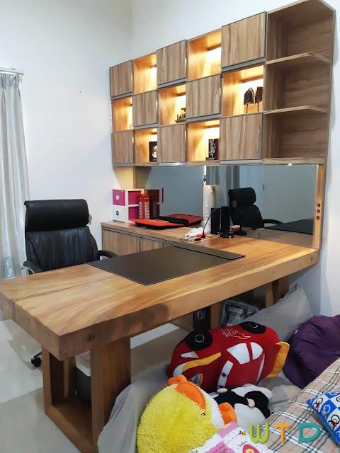 desain interior ruang kerja lampung