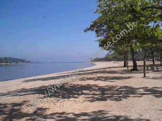 Imagem da Praia da Moreninha