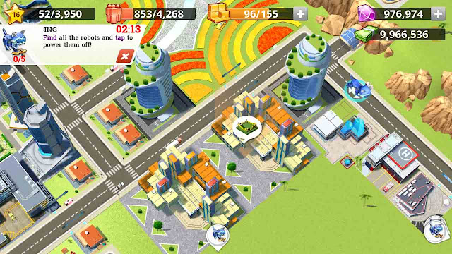 cara cheat little big city banyak diamond tanpa root