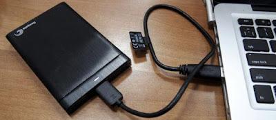 Solusi Mudah Hardisk Eksternal Error Minta Format Ketika Dicolokkan Ke USB