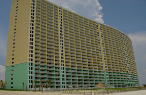 Emerald Beach Resort Condominiums Home Panama City Beach, Florida