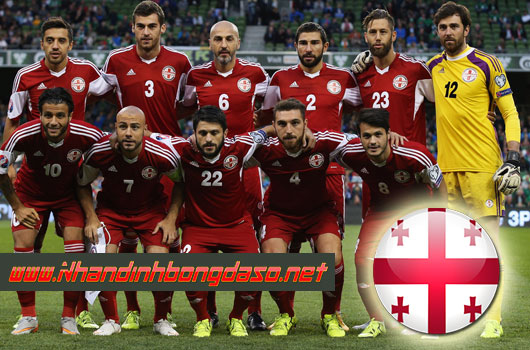 Georgia vs Đan Mạch 23h00 ngày 9/9 www.nhandinhbongdaso.net