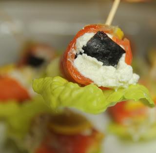 Fresh Figs, Smoked Salmon Appetiser Gluten-free Recipe