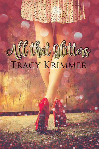 Cover Reveal: All That glitters by Tracy Krimmer