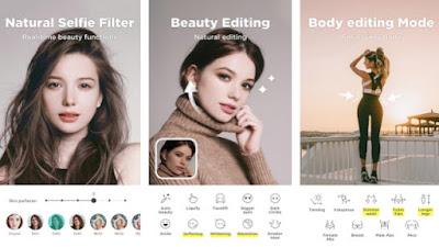 Aplikasi selfie paling populer dan terbaik Android