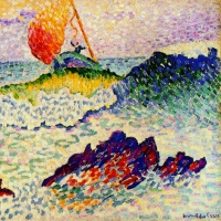 'El naufragi (Henri-Edmond Cross)'