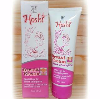 Jual Hoshi Breast cream