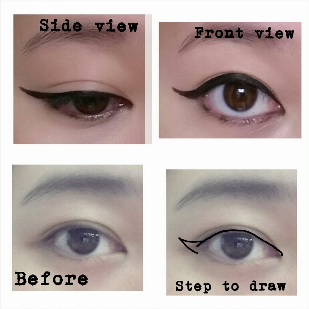 Wa Moon Channel How To Kpop Your Make Up With 1liner