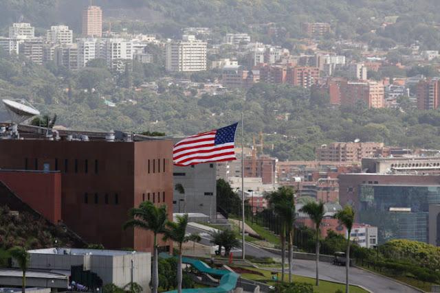 EEUU emite alerta de seguridad a sus ciudadanos en Venezuela
