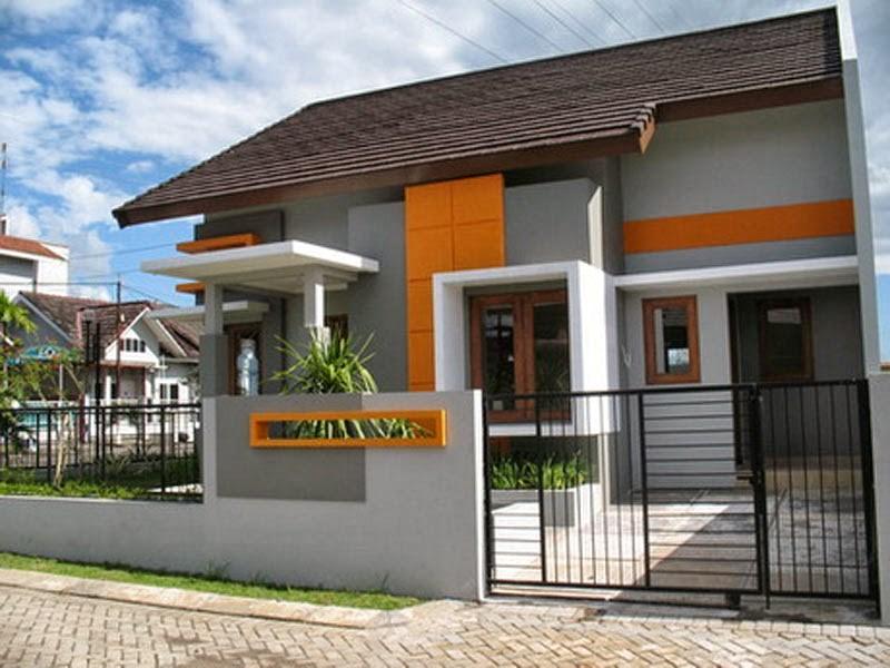rumah minimalis 1 lantai sederhana 2
