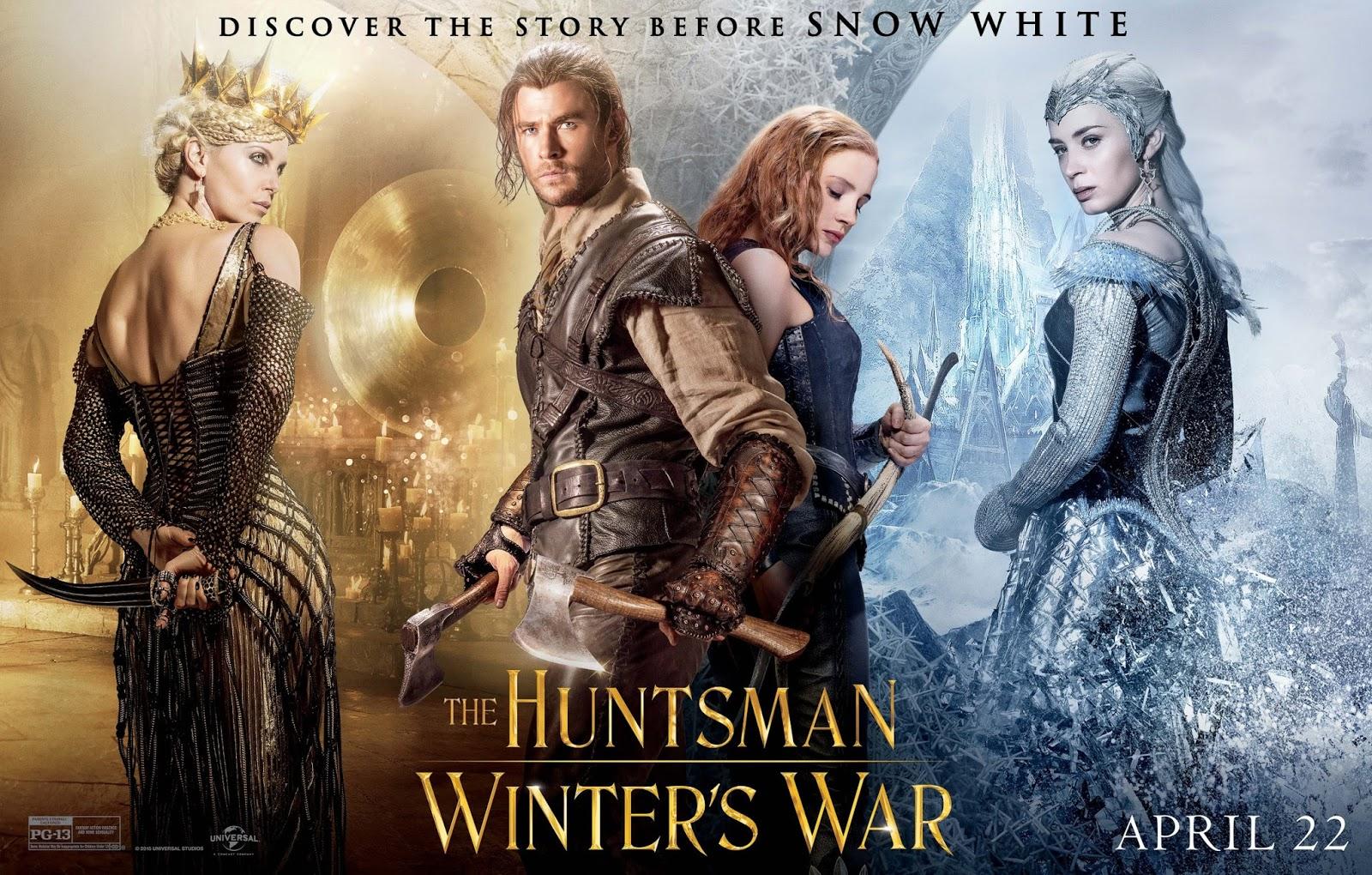 The Huntsman Winters War