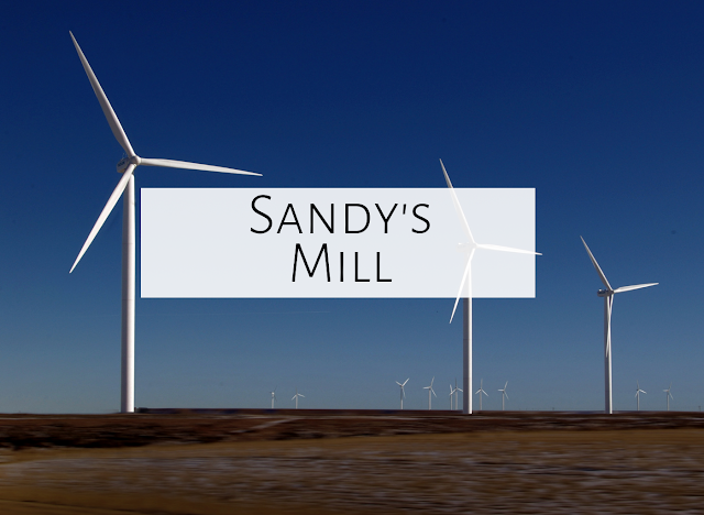 Sandy's Mill: A fun song for upper elementary